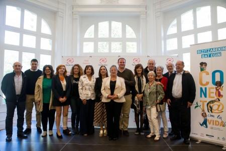 Foto de familia Día Mundial Salud Mental