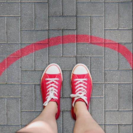 Que no crucen tus líneas rojas